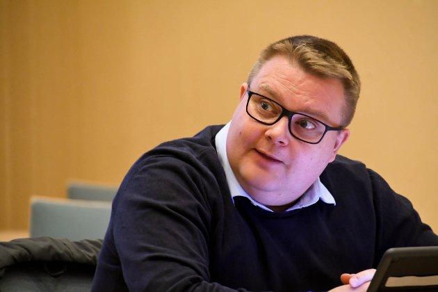 VRAKET: Tommy Berg ble vraket som førstekandidat for SV. Det har ført til at flere har meldt seg ut av partiet.