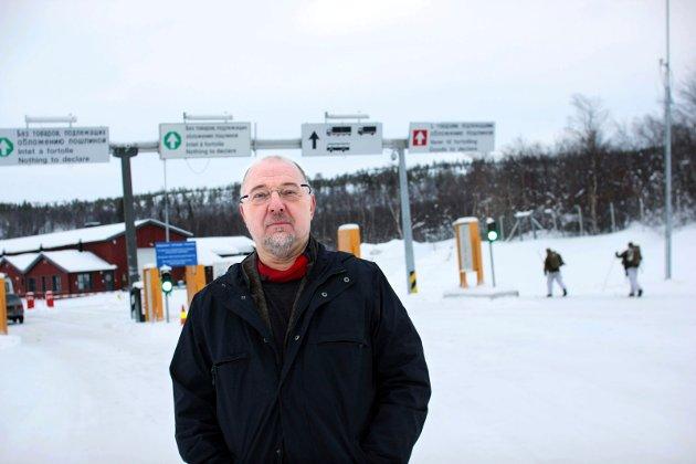 ET GODT VALG: Rune Rafaelsen vil være et godt valg som styreleder i UiT.