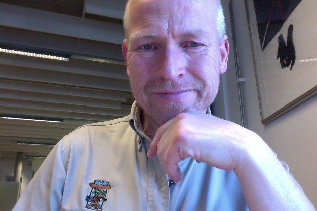 EN RUNDE TIL: Jan-Hugo Holten, saksbehandler i Miljøvernforbundet, mener Equinor må gå en runde til på spørsmålet om ilandføring fra Johan Castberg-feltet.