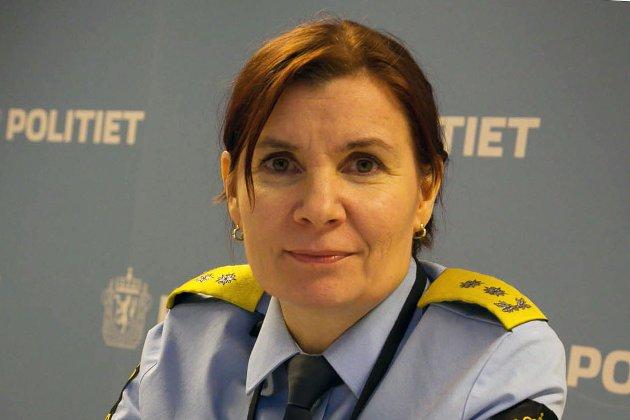 UNGDOMMEN: Politimester Ellen Katrine Hætta forteller om viktigheten av ungdommen i dette innlegget.