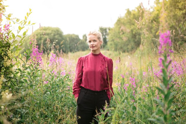 MER FOKUS: Forfatter Kjersti Feldt Anfinnsen etterlyser mer oppmerksomhet rundt litteratur i Nord-Norge. Hun har for øvrig nær tilknytning til Finnmark, med slekt fra Varanger og Vadsø.
