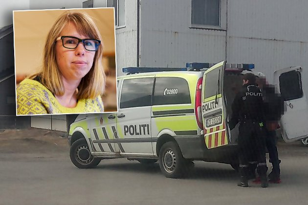 VIKTIG ROLLE: Ansvarlig redaktør Anniken Renslo Sandvik i Finnmarken mener pressen har en viktig rolle når rettssaken mot den tiltalte etter drapet i Mehamn starter mandag.