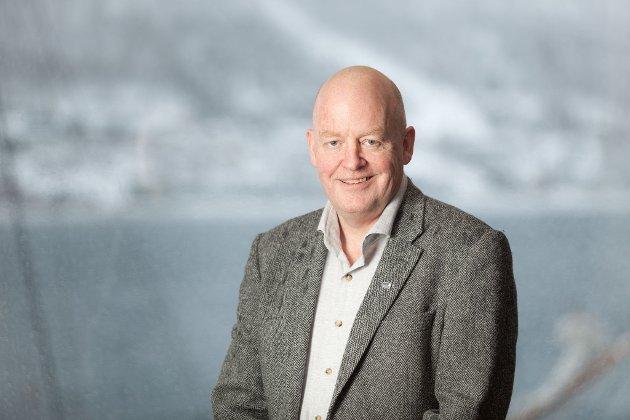Stortingskandidat Finnmark Høyre.