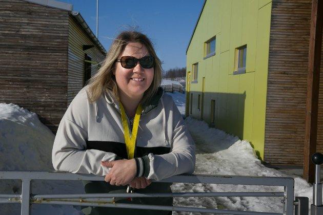 ENGASJERT: Pedagogisk leder Henriette Fagerborg ved Skytterhusfjellet barnehage har sammen med barnehager sendt inn et høringssvar på forslag om ny barnehagelov.