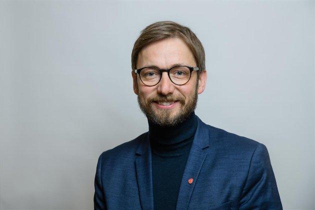 GLAD: Politiker Odne Stunes er glad for at folk-til-folk-samarbeidet endelig blir verdsatt.