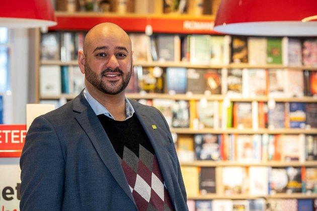 Farid Shariati svarer hovedtillitsvalgte fra Utdanningsforbundet om skolekutt og redelighet