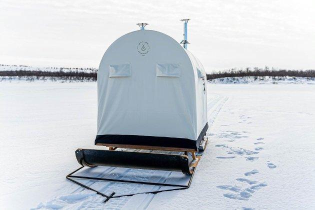 Doligense er navnet på den nye dosleden som Arctic Lavvo har utviklet.