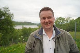 Runar Sjåstad, 1. kandidat til Stortinget for Finnmark Ap