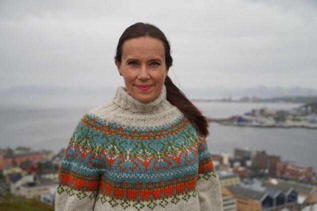 Marianne Sivertsen Næss, 2.kandidat stortingsvalget Finnmark Ap