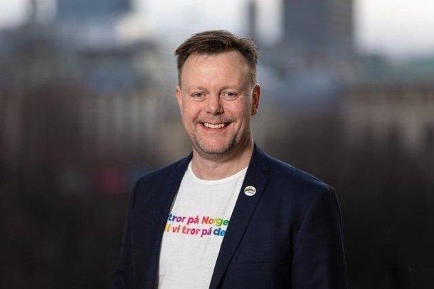 Kommunestyrerepresentant og bedriftsleder, Håkon Rønning Vahl.