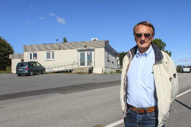 Kritisk: Gunnar Apeland i Sørum Næringsforum.