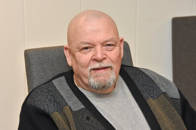 Varaordfører Geir Olsen (Sp).