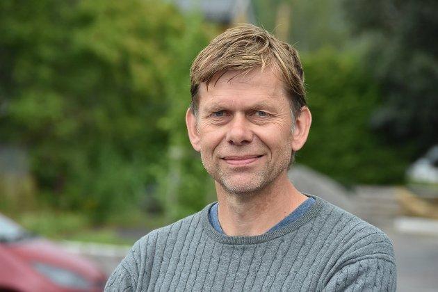 UENIG MED REGJERINGEN: Aurskog-Høland KrFs Arnfinn Wennemo mener Norge må ta imot flere flyktninger fra Moria.