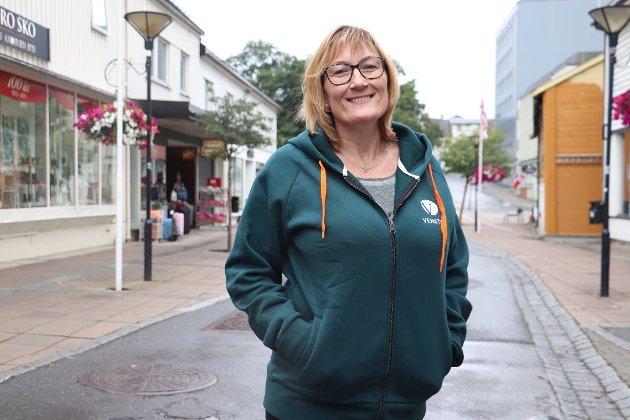 LEDER: Hanne Nora Nilsen er leder i Alstahaug Venstre.
