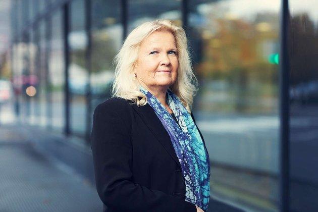 Lizzie Ruud Thorkildsen er forbundsleder i Delta. Delta er med 84.000 medlemmer landets største partipolitisk uavhengige arbeidstakerorganisasjon for ansatte i offentlig tjenesteyting.