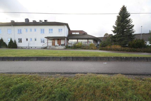 Vraket: Kun Arbeiderpartiet ønsket å kjøpe HBA det gamle sykehjemmet i Hof. foto: Jarl Rehn-Erichsen
