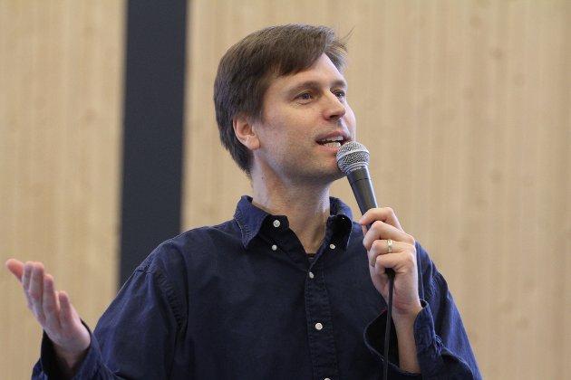 Pianolærer Geir Vang