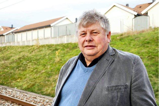 Svarer: Karl Einar Haslestad (Ap) kommenterer etterspillet av kommunestyrets sak om servicepensjoner.