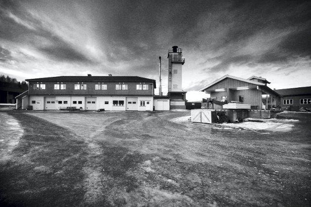 Ute på markedet: Hof fengsel ligger fortsatt ute som et attraktivt salgsobjekt. Foto: Jarl Rehn-Erichsen