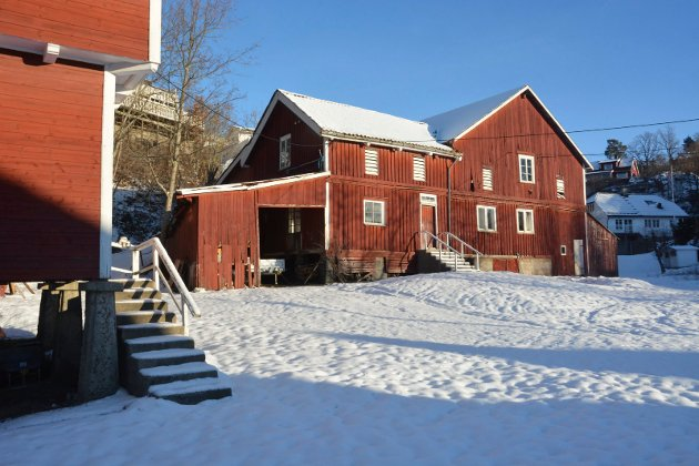 Garnvik gård.
