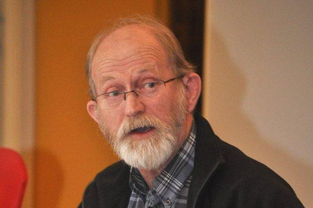 Kjell Ove Heistad