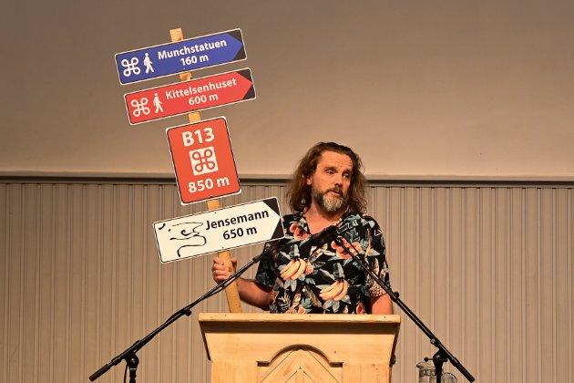 Thomas Bakkerud mener KV anno 2021 er kjemisk fri for undersøkende journalistikk.