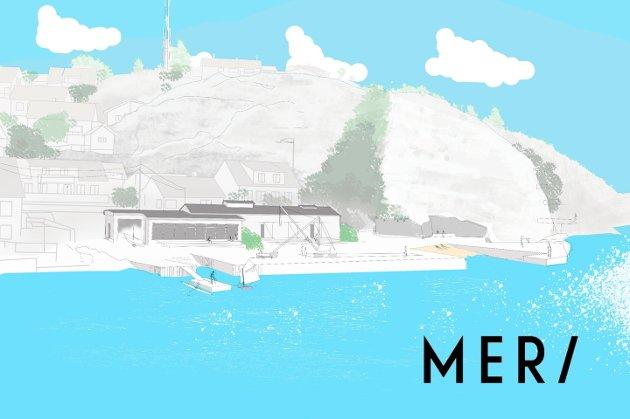 Slik ser arkitekt Daniel Paulsen for seg at metallstøperiet kan se ut.