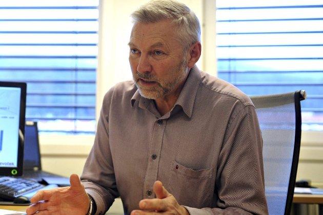 SVARER: Per Håvard Kleven har svart på et innlegg fra Halvor Syvertsen. FOTO: J. STORFOSSEN