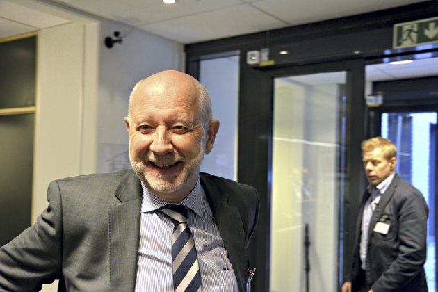 NHO-leder: Per Steinar Jensen i NHO Buskerud.