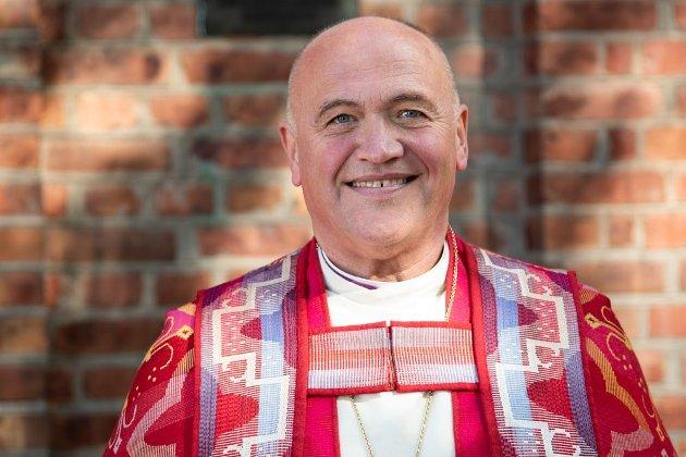 Biskop Jan Otto Myrseth.