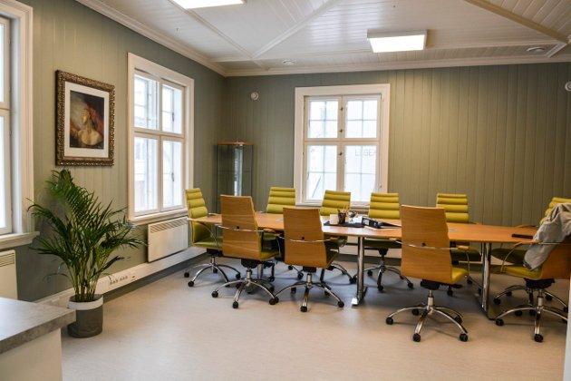 Fontenehuset. Folkekjøkkenet. Foto: Mona Sandviken.