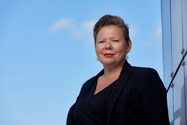 Siv Henriette Jacobsen (Ap), fylkesråd for utdanning og kompetanse i Viken fylkeskommune