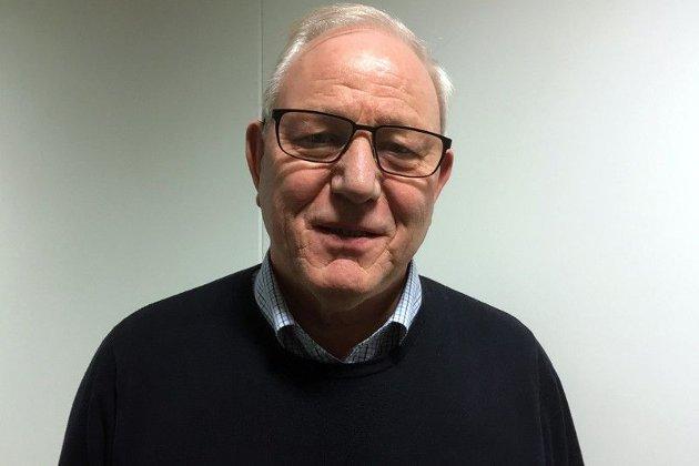 Tor Arne Walskaar Styreleder, IOGT Region Sør-Norge