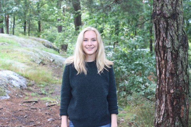 Linn-Elise Øhn Mehlen