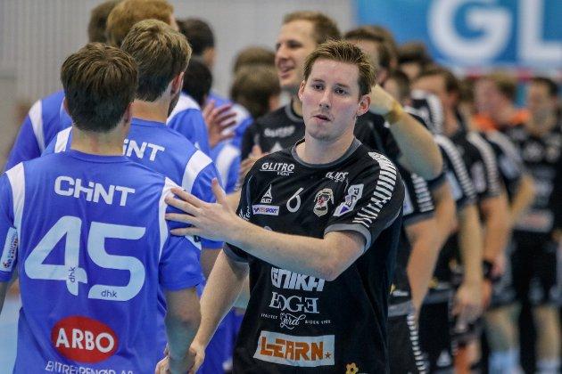St. Hallvard - Drammen HK 14-26 (8-13). Reistad Arena, 1020 tilskuere.