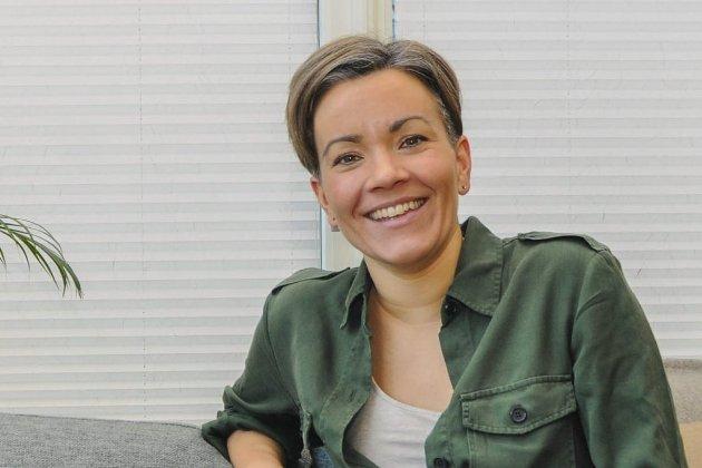 Ordfører Gunn Cecilie Ringdal.