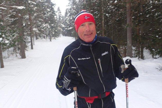 SKUFFET: Oddvar Nygaard var blant dem som gledet seg til å gå årets Hauern, og som er skuffet over avlysningen.