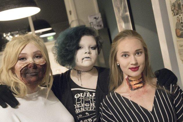 Halloween Rock Nite på Lier Musikkverksted
