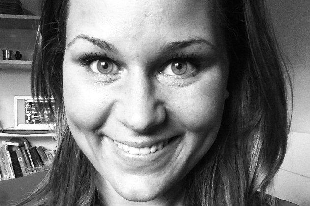 Henriette Haakonsen, grunnskolelærerstudent ved Høgskolen i Oslo og Akershus