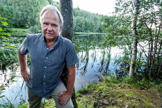 VIL PRIORITERE NATUREN: Runar Gravdal (Ap) ber sine politikerkolleger prioritere natur foran næringsutvikling blant annet på Gjellebekk.