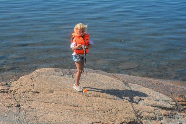 Camp1 Fisketur