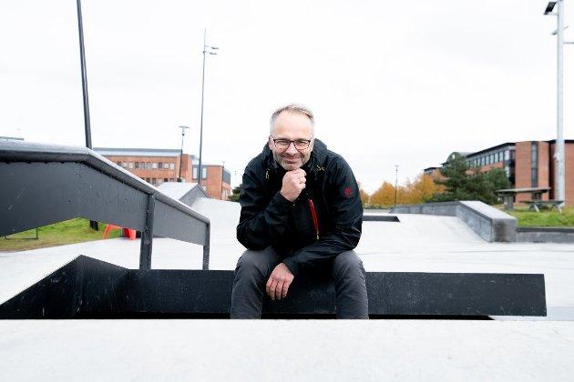 Ønsker NRK til byen: Jørgen Vik, ordfører i Lillestrøm kommune.