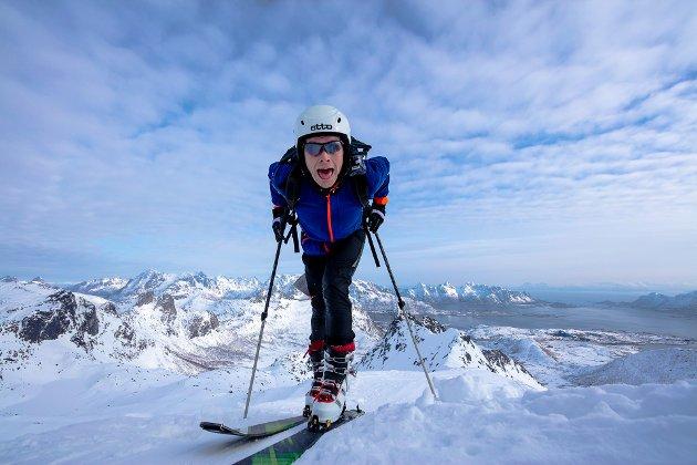 Arctic Triple Lofoten Skimo