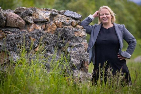 Mona Fagerås er SVs utdanningspolitiske talsperson