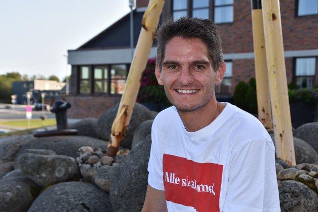 Gøran Rasmussen-Åland.