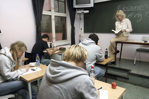 Meningsfull: – Det viktigste tiltaket mot frafall må være å skape en skole som oppleves som meningsfull for mange, skriver Arne Øgaard.