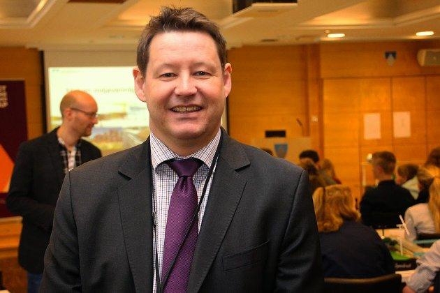Lars Birger Salvesen (KrF), fylkesvaraordfører Akershus.