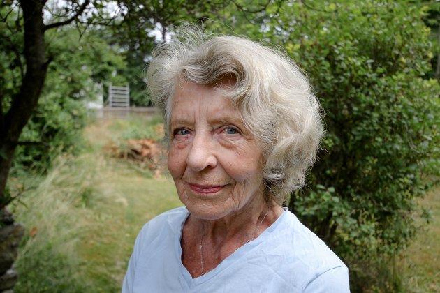 """Helga Riekeles i foreningen """"Våre rovdyr"""""""