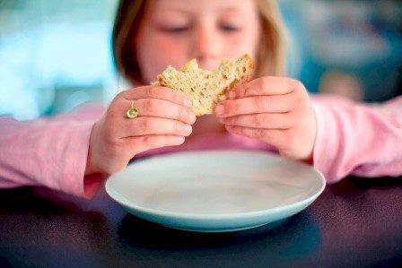 Første prioritet: Barns rettigheter og velferd. foto: geir hansen