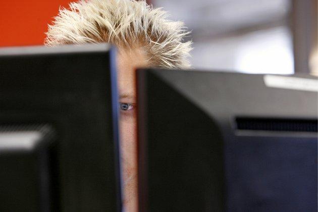 På nett: Østfold Sp advarer mot digitalt fravær.